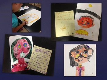 Elementary Art Lessons & Presentation First: Dali & Practice of Science in Art