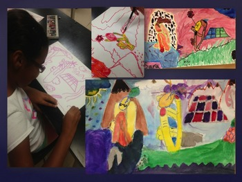 Elementary Art Lessons & Presentation Fourth: Dali & Practice of Science in Art