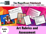 Elementary Art Rubric Extended Version