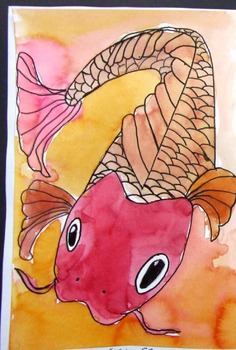 Art Lessons: Elementary Art Unit: Asia & India Projects