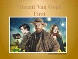 Elementary Art Lesson 1st: Van Gogh Impressionism Pastel/Watercolor & Marzano DQ