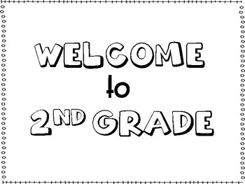 Elementary Back to School Writing and Coloring Activities
