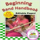 Elementary Band Handbook