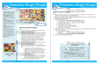 Elementary Boogie-Woogie