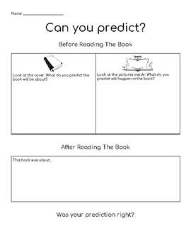 Elementary Book Predictions