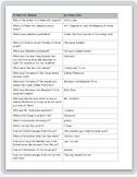 Elementary Book Quiz Set #1 (20 Quizzes)
