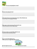 Elementary Bullying questionaire