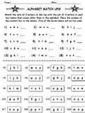 Elementary Bundle PreK-2 (46 Worksheets)