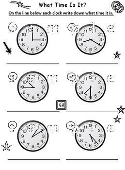 Elementary Bundle PreK-2 (46 Worksheets)