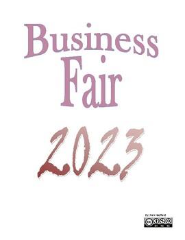Elementary Business Fair