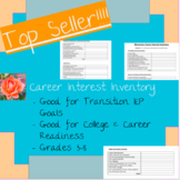 Elementary Career Interest Inventory