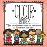 Elementary Choir Handbook and Essential Forms