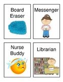 Elementary Classroom Jobs