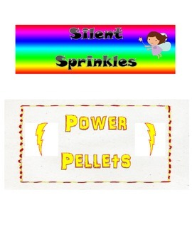 Elementary Classroom Management Labels
