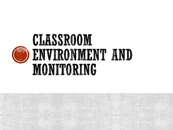 Elementary Classroom Management Strategies: Module 3