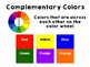 Elementary Color Schemes Presentation