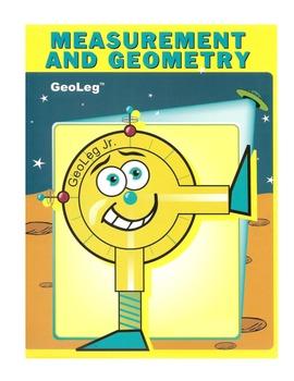 Elementary Common Core Geometry Vocabulary Words