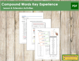 Compound Word Key Experience & Materials - Elementary Montessori
