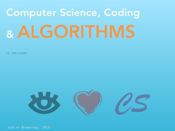 Elementary Computer Science, Coding, and Algorithms PDF