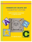 Elementary Coordinate Graph Art - Section 2: Graphing Pets!