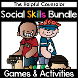 Social Skills: Games and Activities Bundle