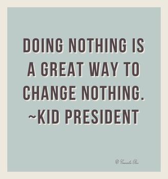 Motivational Poster Classroom Effort Success!! Doing Nothi