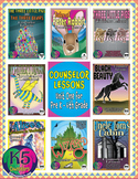 Elementary Counselor Lesson Bundle, Unit 1 for each grade