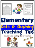 Elementary Data and Graphing Teaching Tips