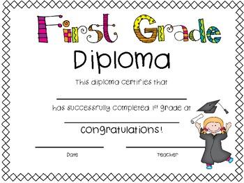 Elementary Diplomas