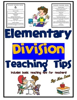 Elementary Division Teaching Tips