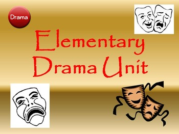 Drama Unit