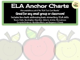 Elementary ELA Anchor Charts