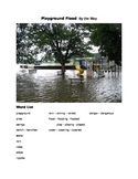 Playground Flood - By the Way  ESOL language prompt, sub plans