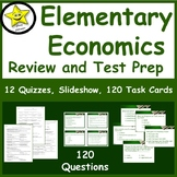 Elementary Economics Review and Test Prep Distance Learning