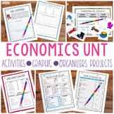 Economics Unit - Interactive Activities, Graphic Organizer