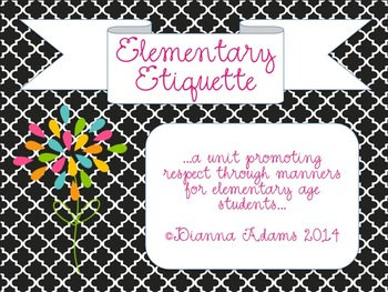 Elementary Etiquette