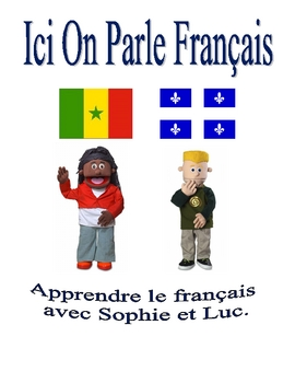 Elementary (FLES) French Colors Packet (7 Pages)