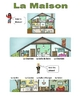 Elementary (FLES) French  Rooms in the House Packet (7 Pages)