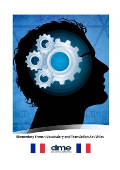 Elementary French Vocabulary and Translation Activities