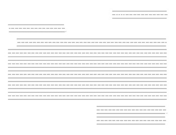 Elementary Friendly Letter Framework in Landscape Format