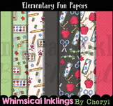 Elementary Fun Papers