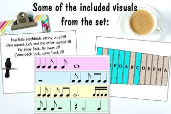 Elementary General Music Curriculum (K-6): February