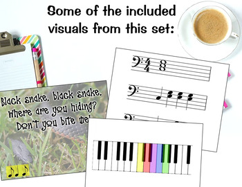 Elementary General Music Curriculum (K-6): November