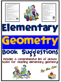 Elementary Geometry Book Suggestions