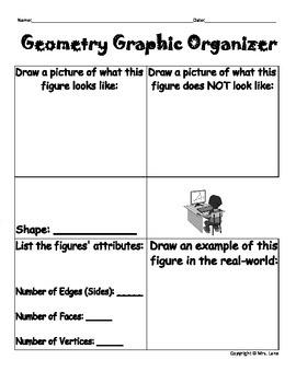 Elementary Geometry Worksheets