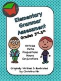 Elementary Grammar Test