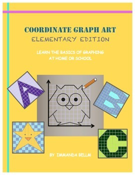 Elementary Graph Art - Section 1: Graphing ABC's
