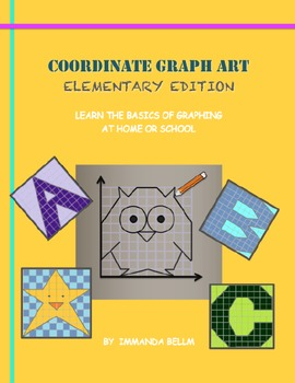 Elementary Graph Art - Section 3: Graphing Decimals