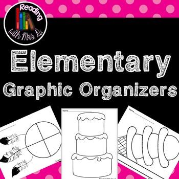 Elementary Graphic Organizers