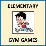 Elementary Gym Games